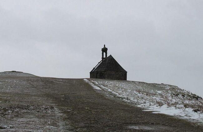 Neige en Monts d'Arrée 071