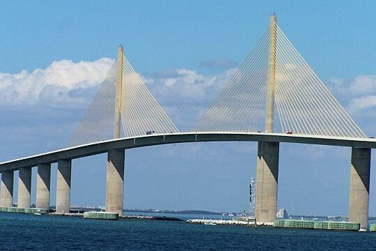 pont sunshine skyway