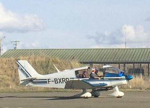 Rallye de précision ce dimanche 25 septembre à l'aérodrome de Châteaudun