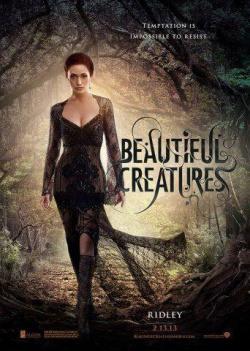 Sublimes créatures - 16 Lunes affiches personnages Lena, Ridley et Ethan