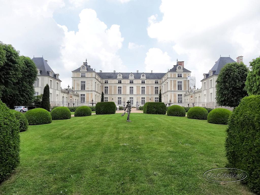 Chateau Hotel Restaurant Maine Et Loire Avec Potager