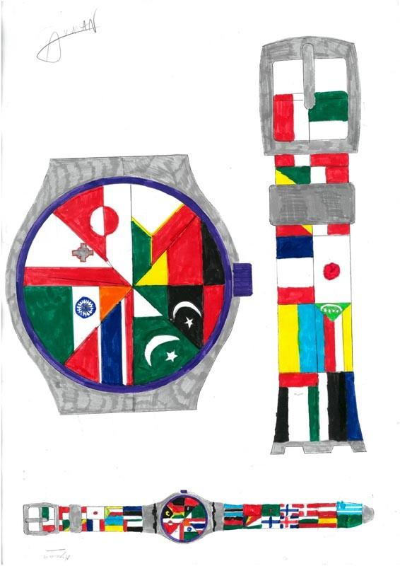 montre de Ayman