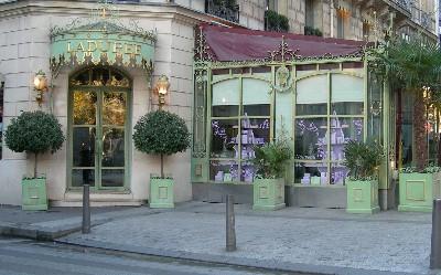 Un salon de th parisien historique les conseils de la p - Salon de coiffure afro champs elysees ...