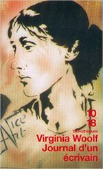 Journal d'un écrivain - Viriginia Woolf -
