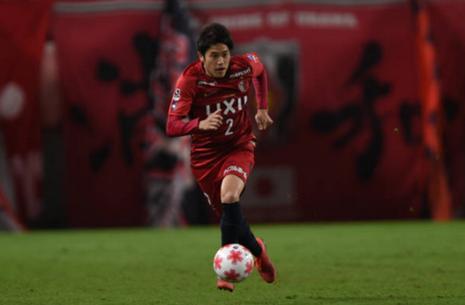 Nouveau maillot Kashima Antlers 2018