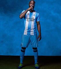 Acheter Nouveau maillot de Marseille Troisieme 2016-17 pas cher