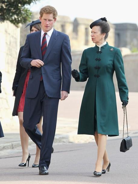 En mémoire de Queen Mum et de la princesse Margaret