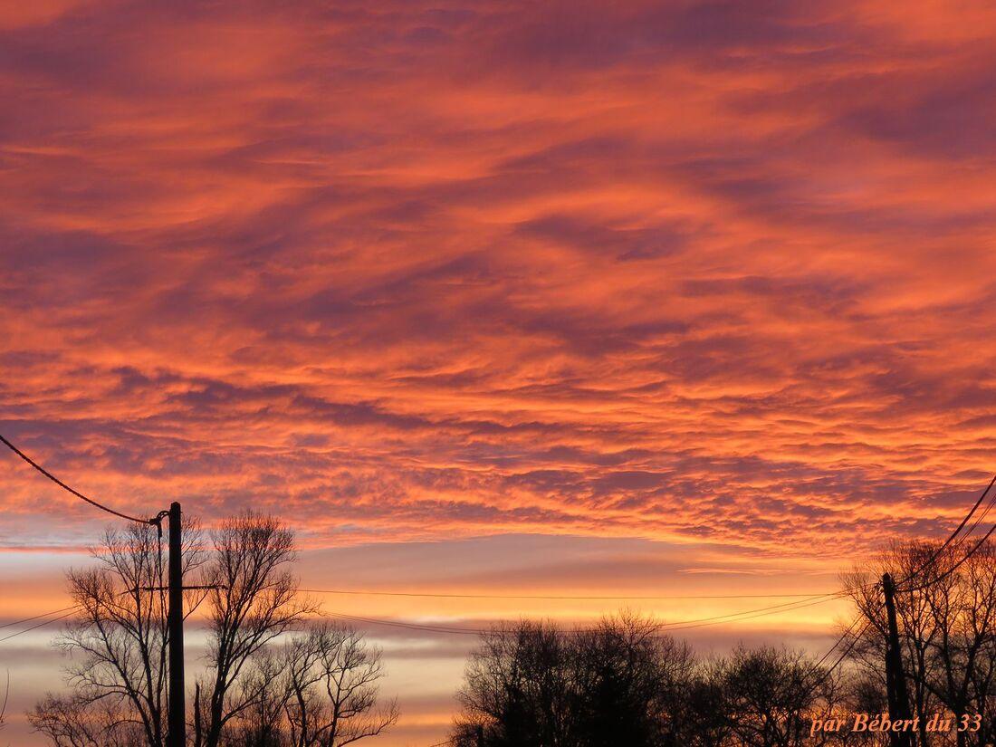 mon ciel du matin