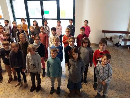 Chorale (cycle2 et3)
