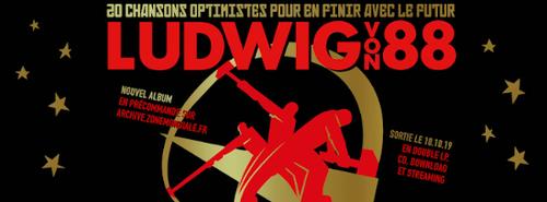 Ludwig Von 88 - Leur nouvel album 20 titres est dispo !