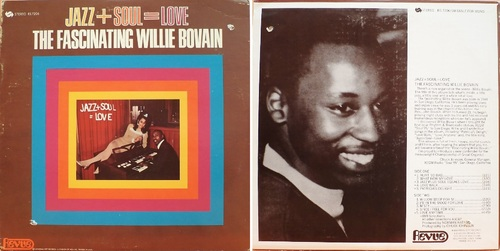 WILLIE BOVAIN