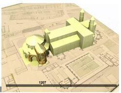 Comprendre la construction de la Cathédrale, c'est comprendre les 300 ans d'évolution et de rebondissements
