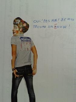 """La Victoire de Samothrace, suivi de """"La Victoire s'entête"""", Claire CANTAIS"""