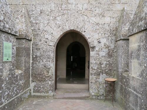 Château Almodovar del Rio (Espagne)