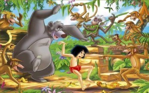 Jungle book - Hidden objects