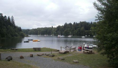 Le défi du lac