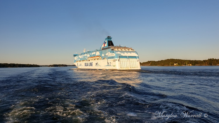 Suède : Retour vers Stockholm 2/2