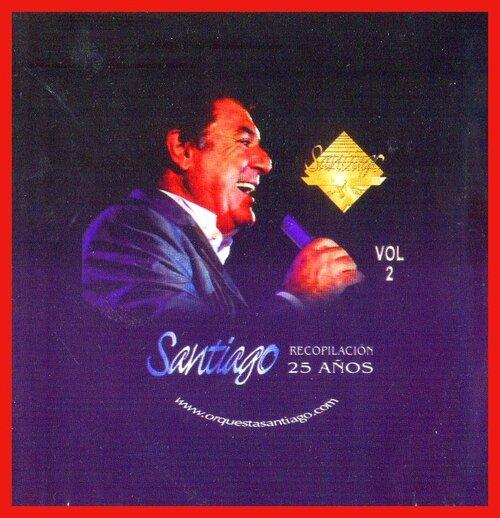 Orquesta Santiago - Viva el pasodoble
