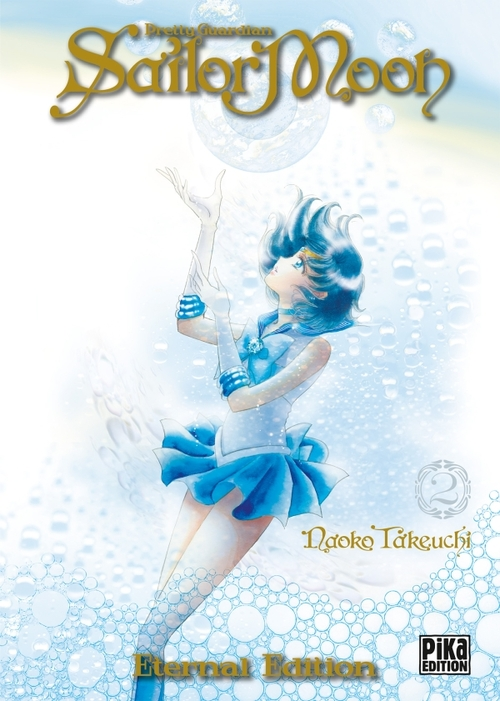 Sailor moon eternal edition - Tome 02 - Naoko Takeuchi