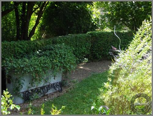 le jardin de Sandra