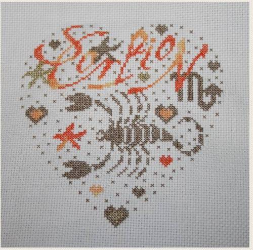 coeur scorpion r