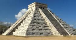 Temple Montagne pyramide
