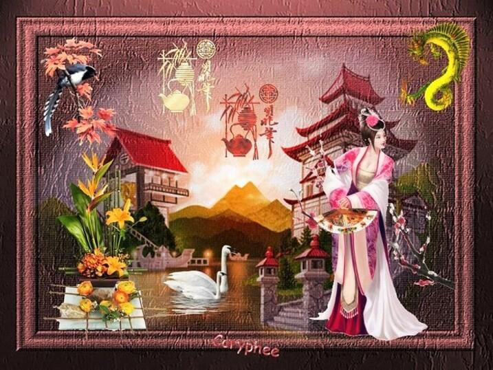 Creations Asiatiques
