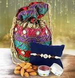Surprise your sister this year with beautiful Rakhi gift hampers