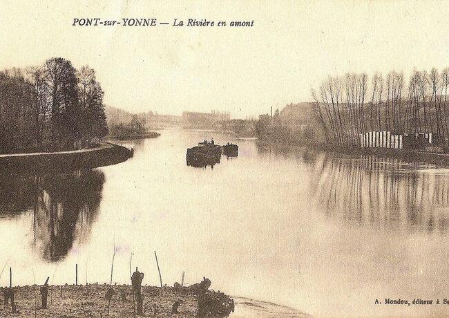 La rivière en amont