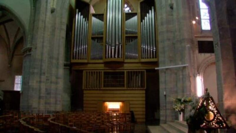 Grand Orgue Detlef Kleuker