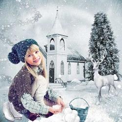 Kit Snow Flurries
