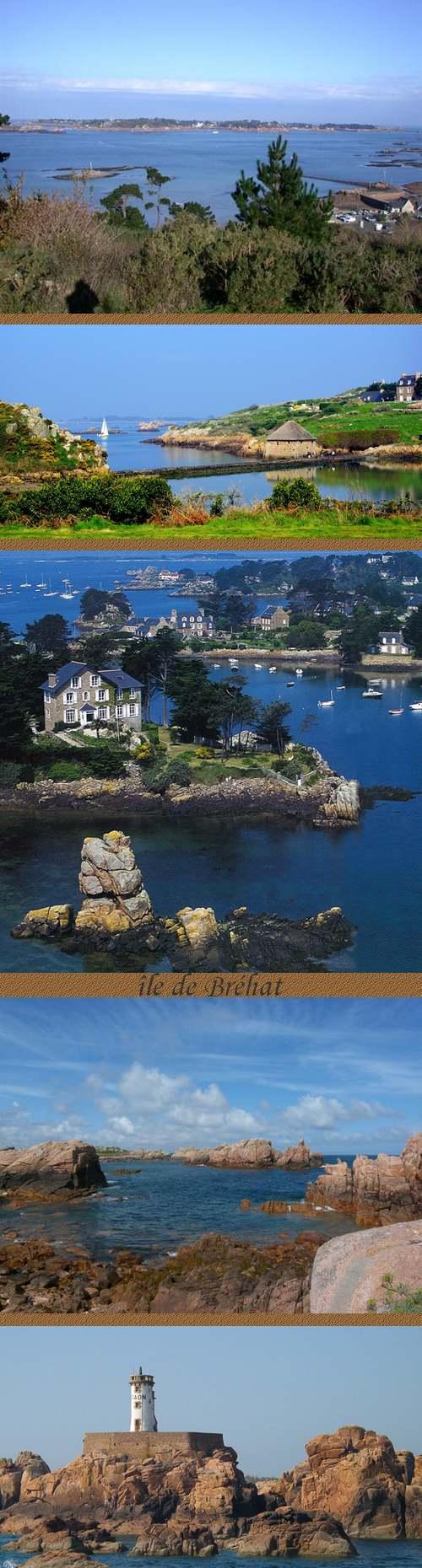 Circuit Touristique : De Tréguier à la Côte de Granit