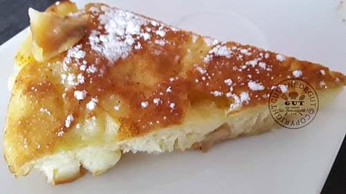 Gâteau/Crêpes aux pommes