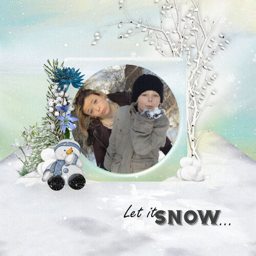 Kit Et tombe la neige