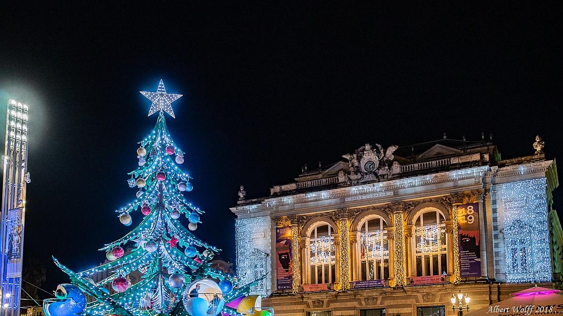 Noël à Montpellier- 2 et fin
