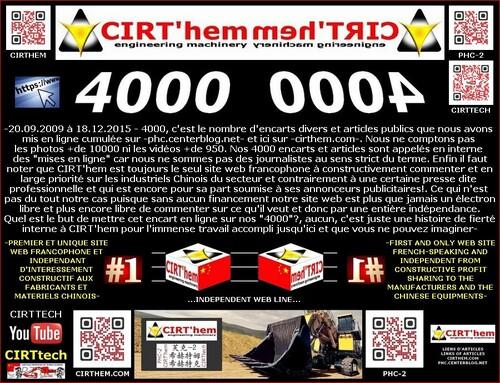CIRT'hem 20.09.2009 - 18.12.2015: les 4000.