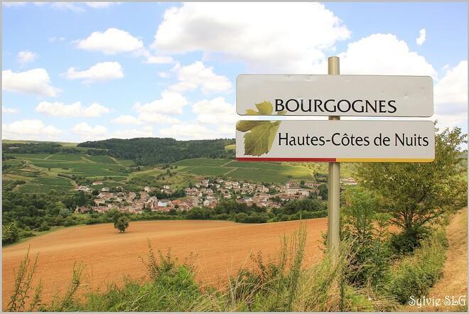 Paysages de Bourgogne