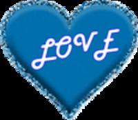 **La vie en bleu**Cartes St Valentin