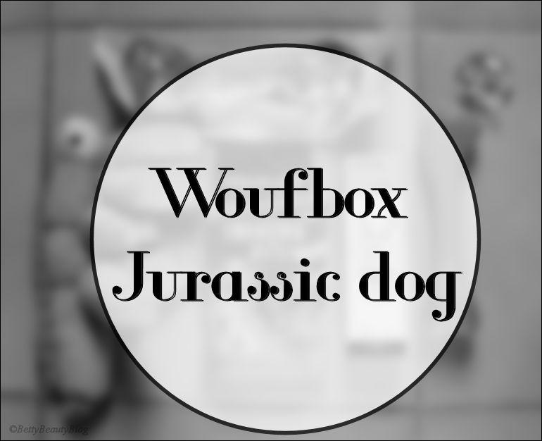 Woufbox Jurassic dog