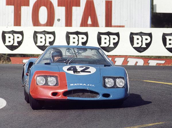 Le Mans 1966 Abandons II