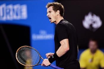 Murray revient dans le match