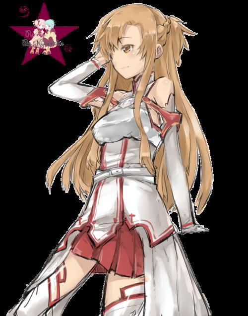 Render 03 - SAO Asuna