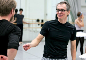 dance ballet class choreographer jorma elo boston ballet