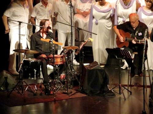 Le fabuleux concert de la Chorale des Sans Voix ...