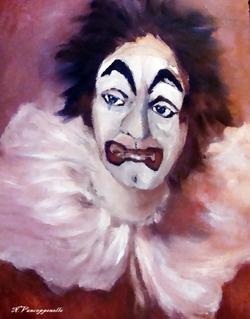 Le clown triste