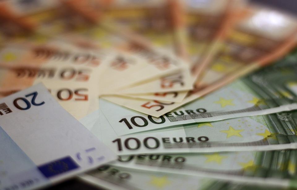 Argent, Euro, Billet De Banque, Monnaie, Projet De Loi