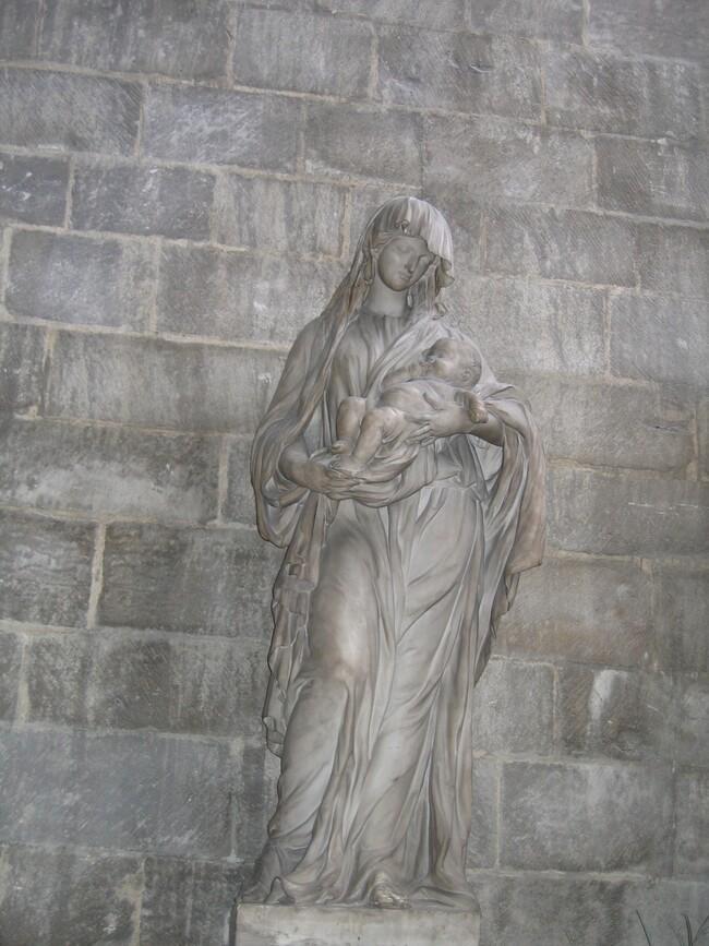 Mildéfis n°  244   - Statues