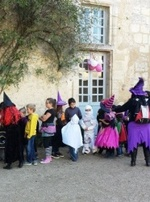 Fête d'Halloween : venez faire un tour au Château de Vayres