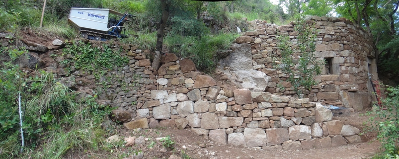 Histoire de mur
