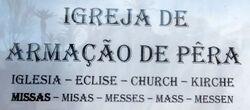 Armação de Pêra - Portugal